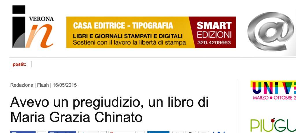 L'incontro del 14 Maggio su Verona-in.it
